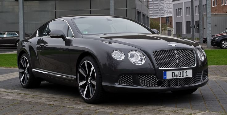 Bentley Continental Since 1952 free hd wallpaper