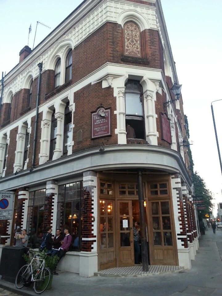 The Culpeper in Spitalfields: really great pub near Brick Lane