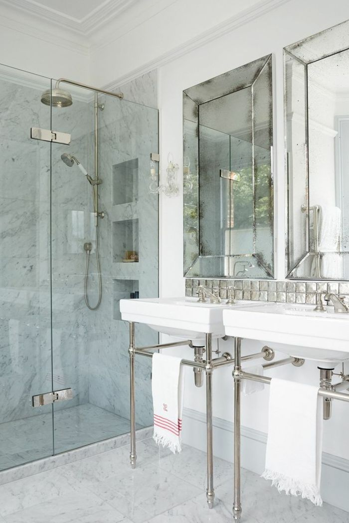 M s de 25 ideas incre bles sobre lavabo doble en pinterest - Suelo barato interior ...