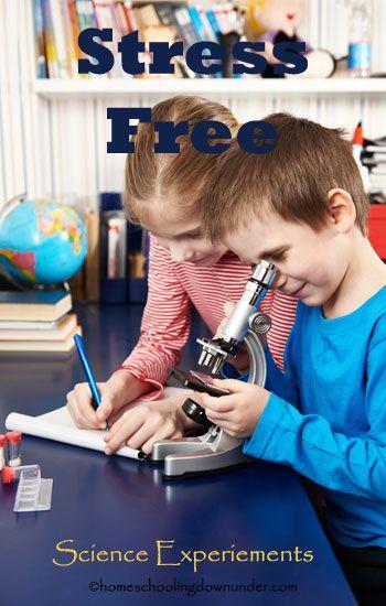 homeschool science experiments