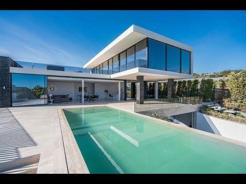 247 best Häuser images on Pinterest Modern homes, Mansions and