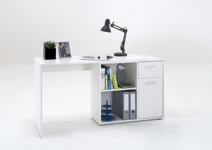 Schreibtisch Weiss Fmd Albrecht Weiß Holz Modern Jetzt bestellen unter: https://moebel.ladendirekt.de/buero/tische/schreibtische/?uid=686d059c-8de0-54b5-a513-858c00793f0d&utm_source=pinterest&utm_medium=pin&utm_campaign=boards #buero #tische #schreibtische