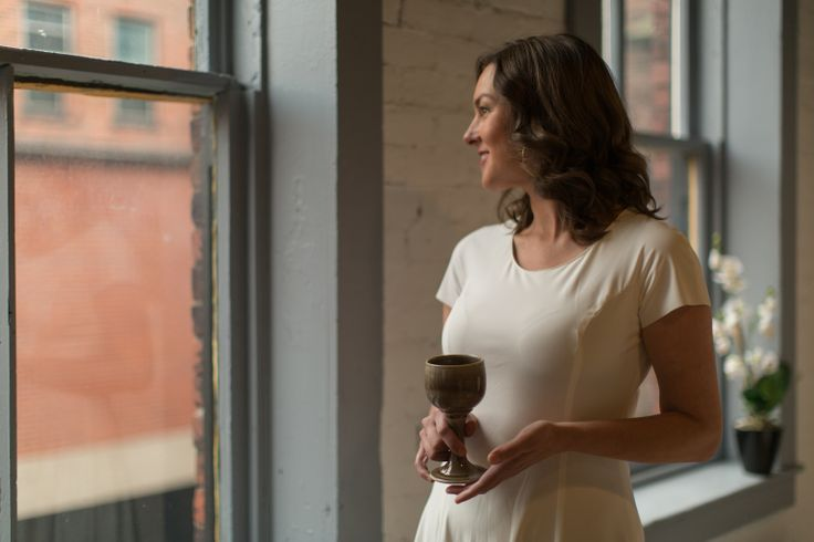 """One of my favorite cooks, Laura Calder, """"weighs in"""" on the importance of positive self-image. I hope I can remember this, not just for me, but if I ever have a daughter. As women, we should nurture & encourage one another. Be kind to yourself. Be kind to your body."""