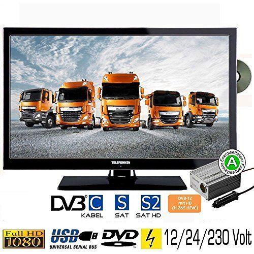 Telefunken L22F275X3 LED Fernseher 22 Zoll 55 cm TV mit DVD DVB S /S2, DVB T, DVB C, USB, Energieeffizienzklasse A, 230V / 12V / 24V sieht in Design, Funktionen und Funktion gut aus. Die beste Leistung dieses Produkts ist in der Tat einfach zu reinigen und zu kontrollieren. Das Design und das Layout sind absolut erstaunlich, die es wirklich interessant und schön machen.....