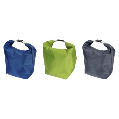 Embark 3 Pack Roll-Top Lunch Bags - Blue, Green, Grey.Opens in a new window (3 for $8.99): Window