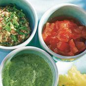 Trois sauces légères - une recette Sauces - Cuisine