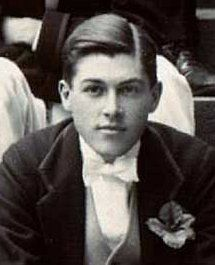 """July 20, 1893: Born, George Llewelyn Davies. George was just 10 years old when his friend (and later guardian) J. M. Barrie began writing """"Peter Pan"""" and he and his four younger brothers were models and inspiration for the work. In fact, it was George who originally uttered one of Peter's most memorable lines, """"To die will be an awfully big adventure."""" Davies died in action in World War I at the age of 21."""