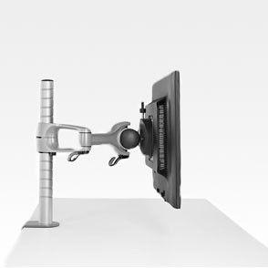 Wishbone - Suporte para monitor - Herman Miller | Atec Original Design