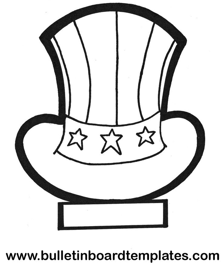 1000+ images about Hats on Pinterest | Coloring pages ...