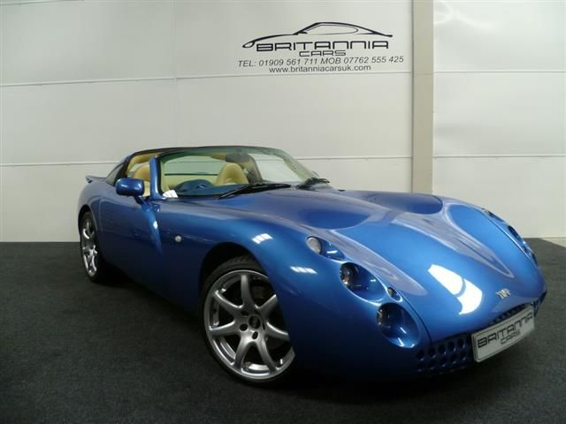 Delicieux TVR Tuscan 4.0