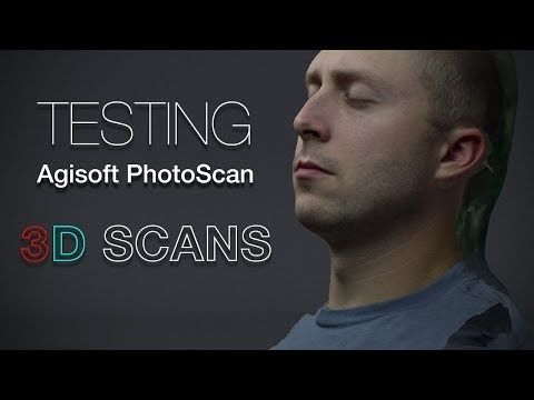 3d Scanning with Agisoft PhotoScan - YouTube