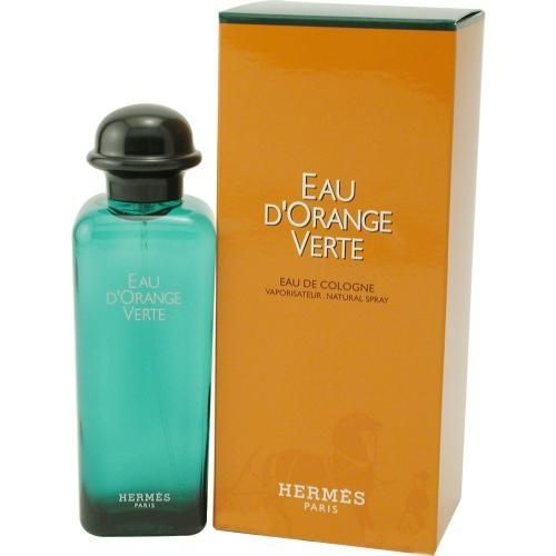 Hermes D'orange Vert By Hermes Eau De Cologne Spray 1.6 Oz