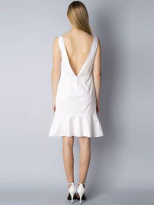 Платье белое - Miss Iris - 2893547