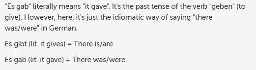 """""""Hier gab es eine Akademie."""" - Duolingo"""
