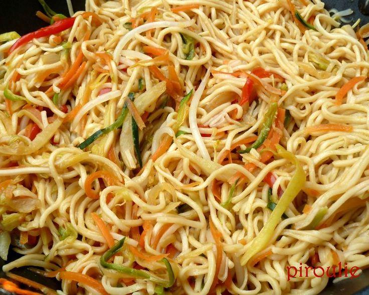 Recette de sauce zing asiatique