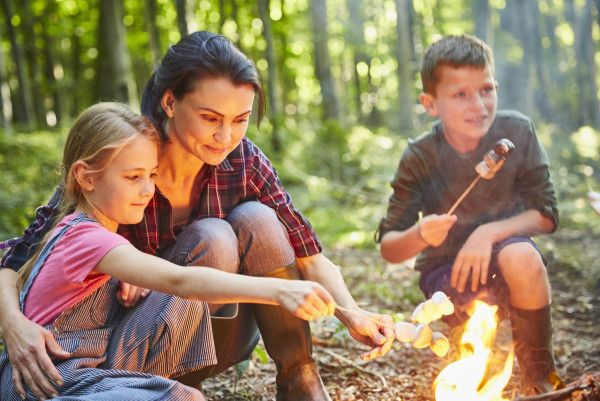 13 campfire stories spooky enough to get your kids to snuggle close