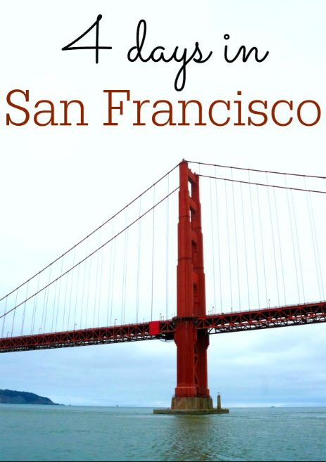 We visited San Francisco on a family trip introducing our two kids (ages 6 and 3) to the city by the bay. We're sharing what we did and where we ate.