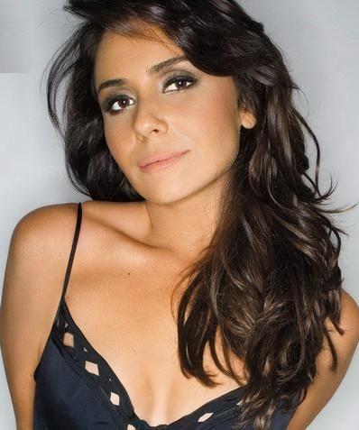 Giovanna Antonelli- always has great eye make-up too!