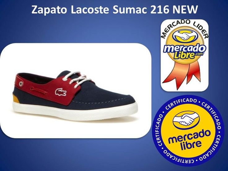 Deportivos Fair Play: Tenis - Zapatos Lacoste Sumac 216 New Originales