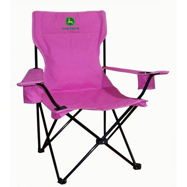 Embroidered Folding Chair John Deere Barns Farms Cov