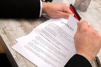 Use these sample contract cancellation letters as templates for your formal notification.