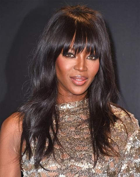 Fringe Benefits: The Right Bangs to Flatter Your Face Shape from InStyle.com