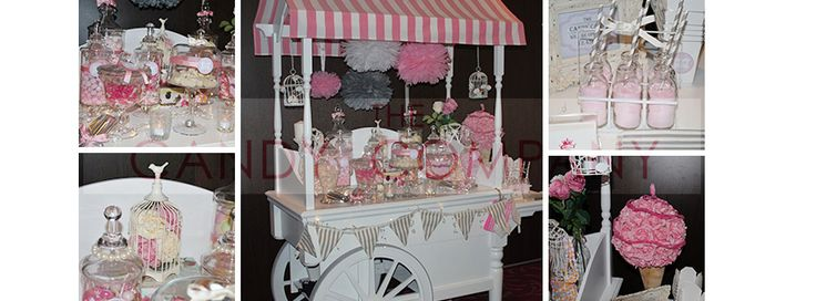 The Candy Company - Candy Buffet