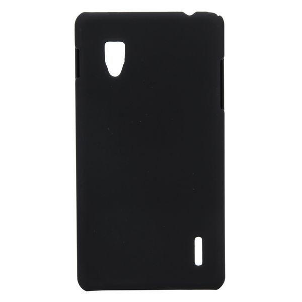 Hard Shell (Musta) LG Optimus G E973/E975 Suojakuori
