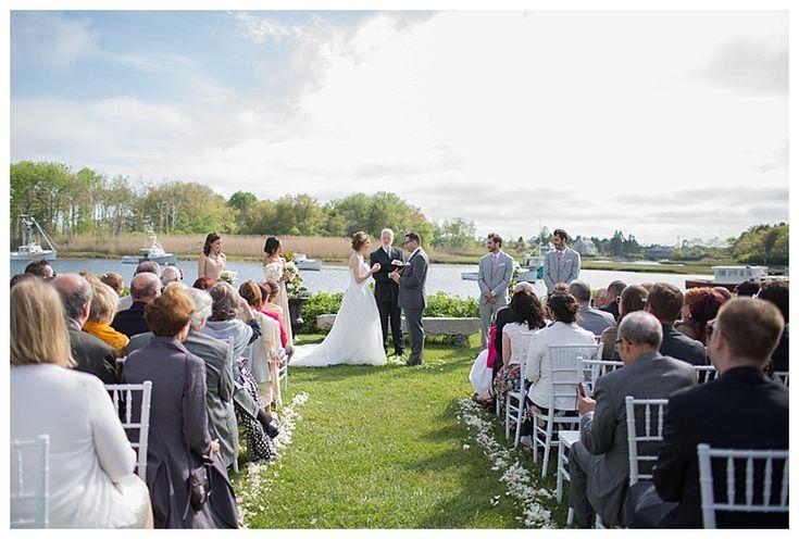 Nonantum Resort Wedding