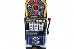 Wheel of fortune slot machines for sale
