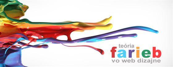 Teória farieb vo webdizajne