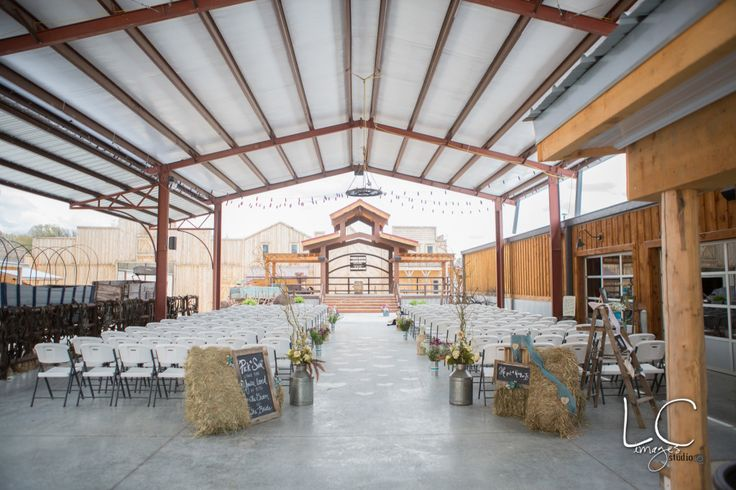 Big Iron Town is a beautiful rustic and all-inclusive special events and wedding venue located in the Pleasant Hill serving all of Kansas City.