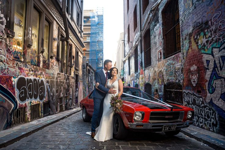 Ria & Cameron's Wedding Photography at Showtime Events in South Wharf