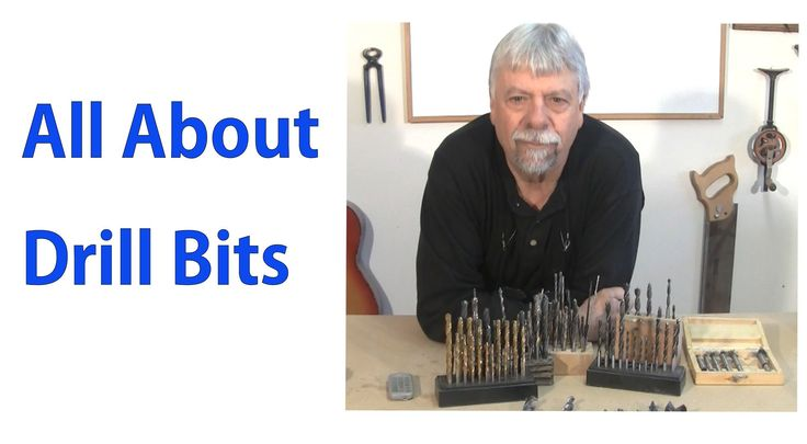 All About Wood Drill Bits: Woodworking for Beginners #6