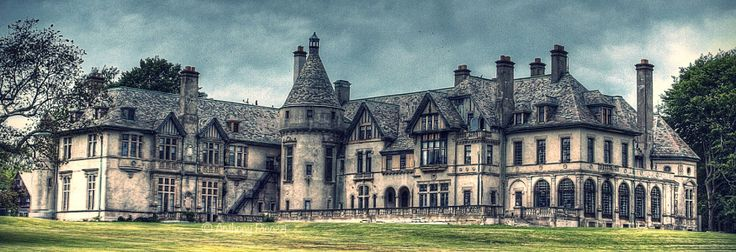 Carey Mansion Newport Ri Gorgeous French Gothic Style