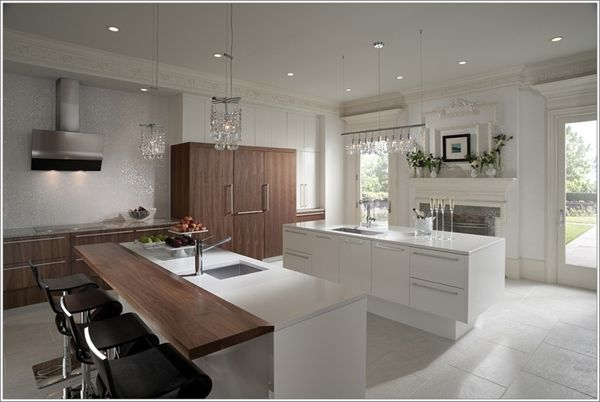 Best 47 Best Modern Design Kitchen Two Islands Images 400 x 300