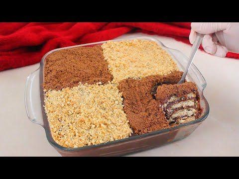 حلى بارد سريع بدون فرن حضريه بدقائق لرمضان بمكونات متوفرة في كل مطبخ Youtube Cake Roll Recipes Arabic Dessert Food
