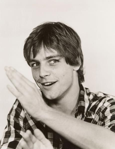 Mark Hamill - Luke Skywalker - Star Wars