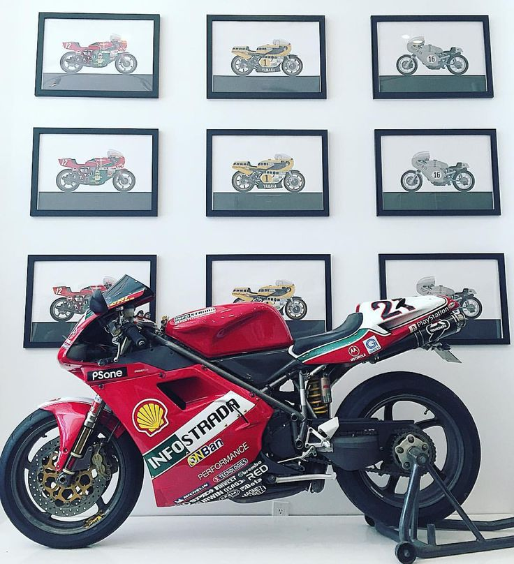 For sale!!! 2000 Ducati 996. Troy Bayliss body work; Termignoni exhaust; 6000 miles; tons of custom work $6,500. www.janemotorcycles.com #ducati #996 #troybayliss #termignoni #brembo (at JANE Motorcycles)