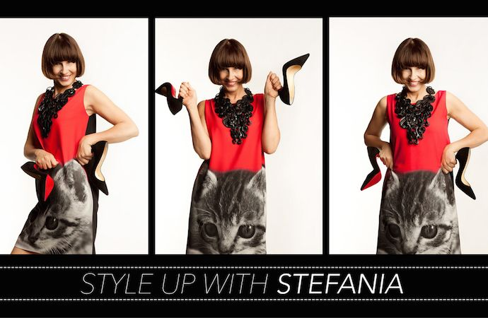 STYLE UP WITH STEFANIA: i miei tutorials