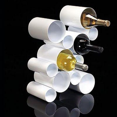 PVC wine holder