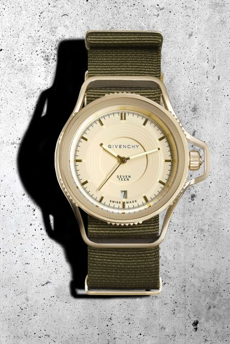 Givenchy Presents the Seventeen Watch by Riccardo Tisci