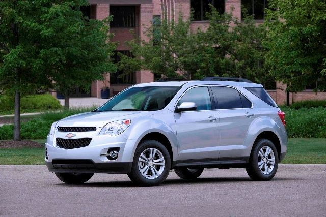 2010 Chevrolet Equinox for Best Used SUV Under 15000