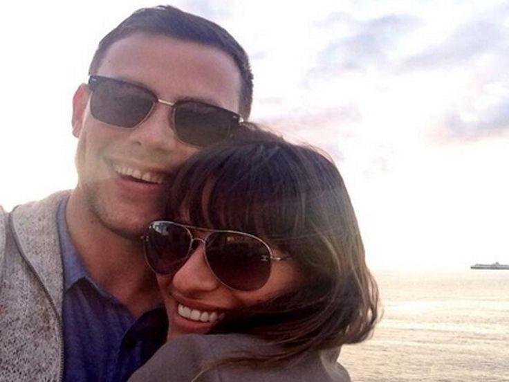 Lea Michele breaks her silence on Cory Monteith's death (Photo: Lea Michele via Twitter)