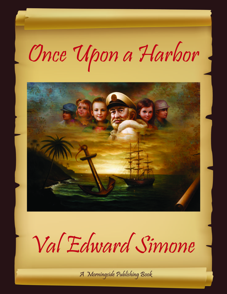 """A lovely tale of an old sea captain charged with caring for five orphan children, """"The Children of the Flames,"""" while dealing with the adversity of being an English citizen living in South Carolina during the opening months of the War of 1812, and the heartache of losing his beloved wife."""