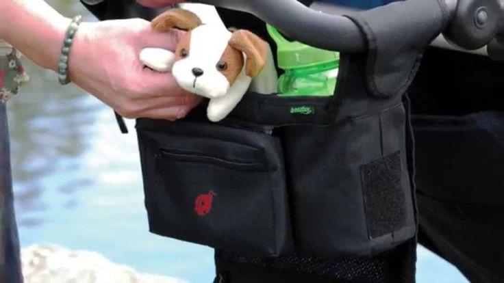 SmartPack Stroller Bag - 5 Star Review!