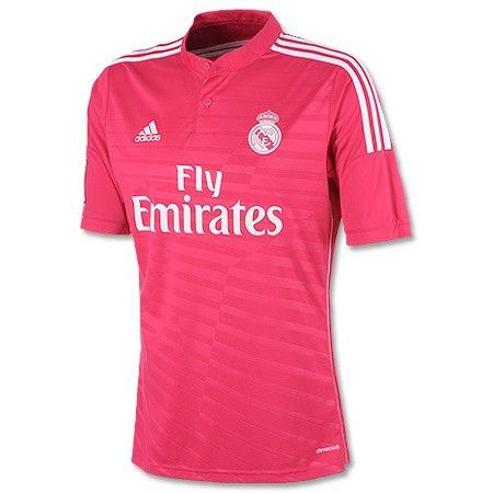 Ya está disponible la Camiseta del Real Madrid 2014-2015 Visitante