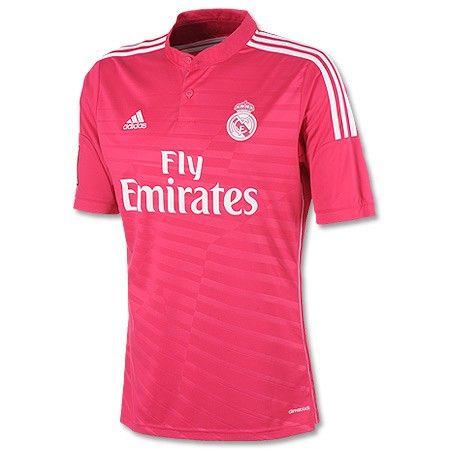 Ya está disponible la Camiseta del Real Madrid 2014-2015 Visitante