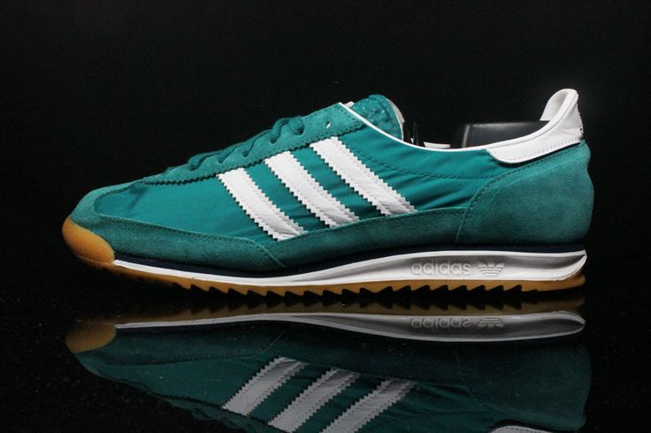 Adidas SL 72 Fairway Green  ||  SOLD OUT from 3FSNKR
