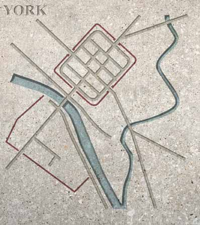 """History of York is all about giving people a chance to grasp the basics of the story - a story that covers the whole of English history but from a local perspective.  It's also about enabling people to dig a little deeper into the areas that interest them."""